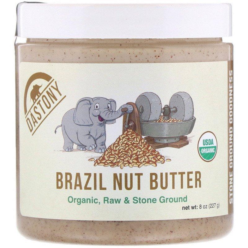 Dastony, 100% органическое масло бразильского ореха, 227 г (8 унций)