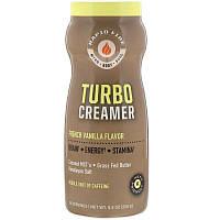 RAPIDFIRE, Turbo Creamer, сливки со вкусом французской ванили, 250г (8,8унции)