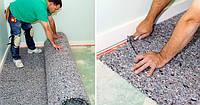 Укладка ковролина и ковровых покрытий