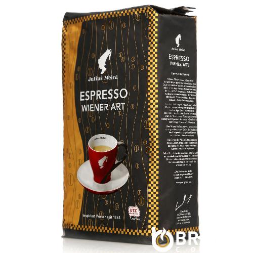 Кофе зерновой Julius Meinl Espresso Wiener Art 1 кг