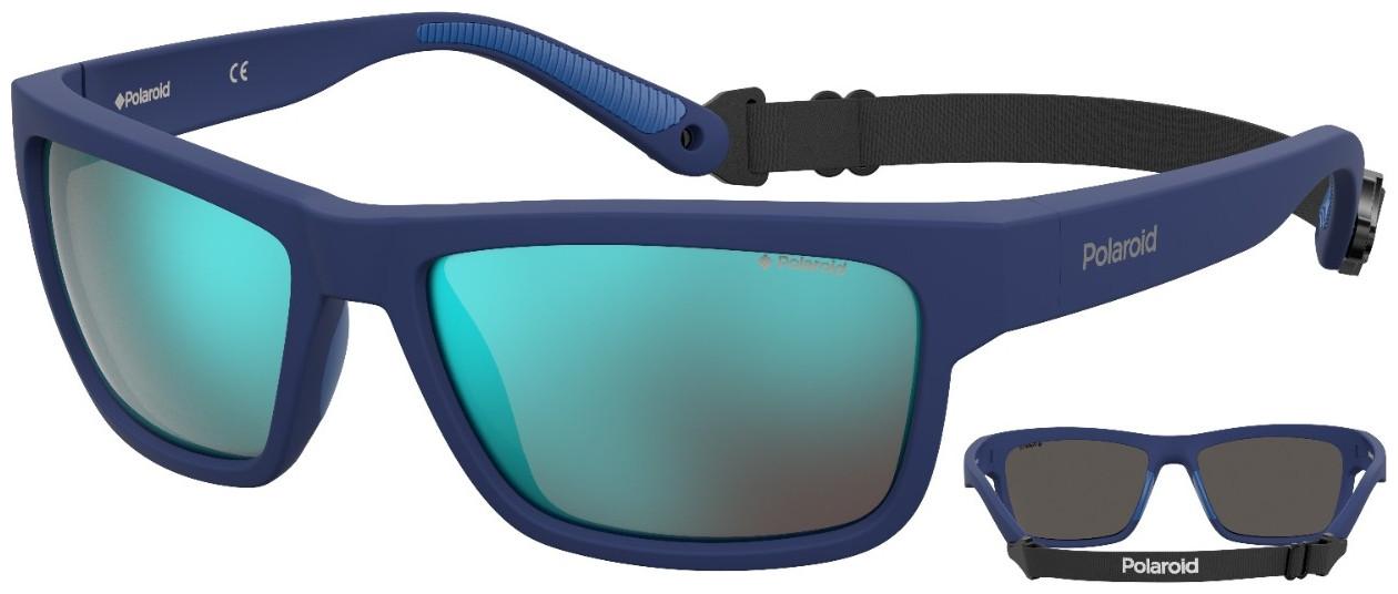 Спортивные очки POLAROID модель PLD 7031/S PJP595X