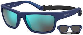 Спортивные очки POLAROID модель PLD 7031/S PJP595X, фото 2