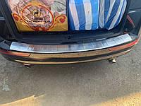 Audi Q5 Накладка на задний бампер OmsaLine