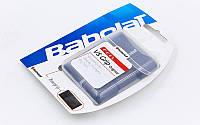 Обмотка на ручку ракетки теннис,сквош,бадминтон Overgrip BABOLAT 653014-105 VS (3шт, черный)