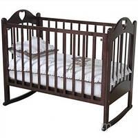 Кровать детская REDSTAR Любаша С635 (шоколад)