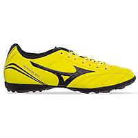 Сороконожки обувь футбольная MIZUNO OB-0832-Y размер 41-45 салатовый-черный, фото 1
