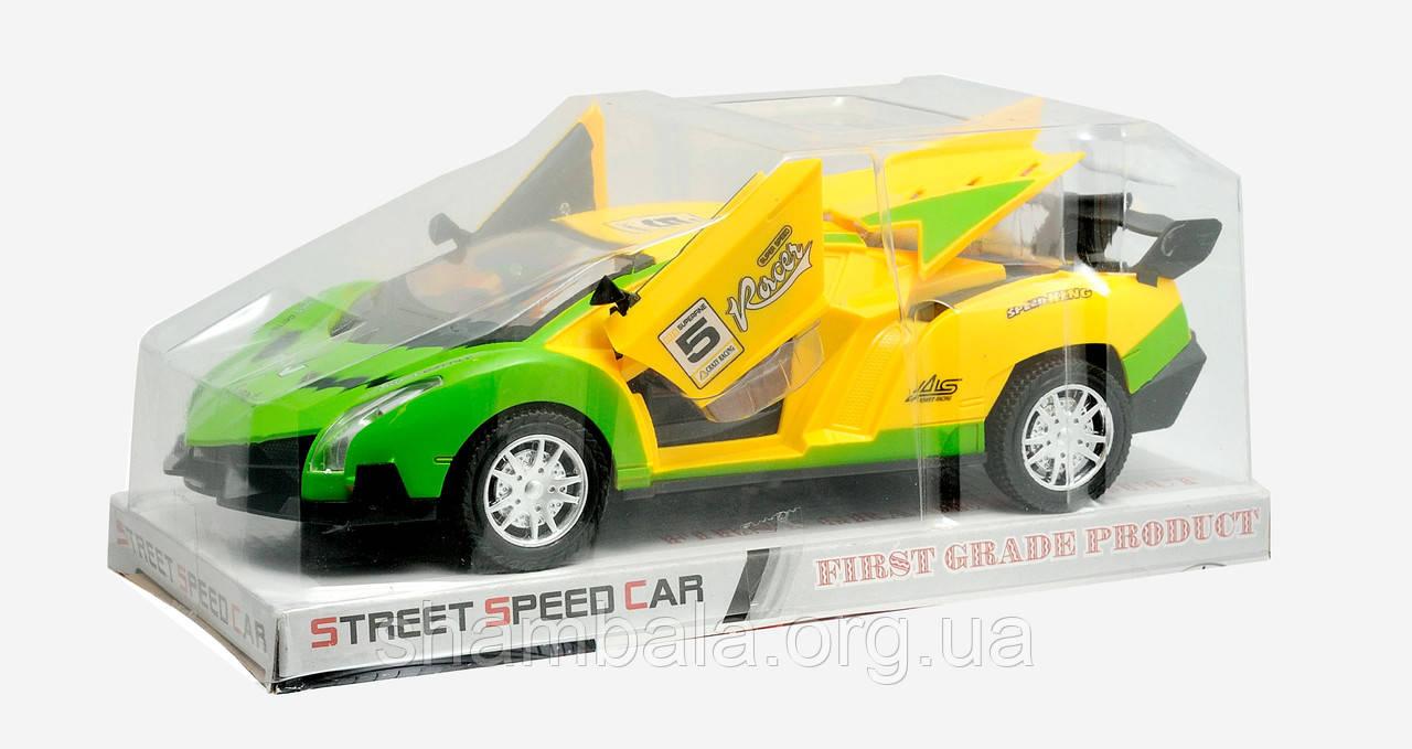 "Спортивная машина Kinsmart ""Street Speed car"" (070995)"