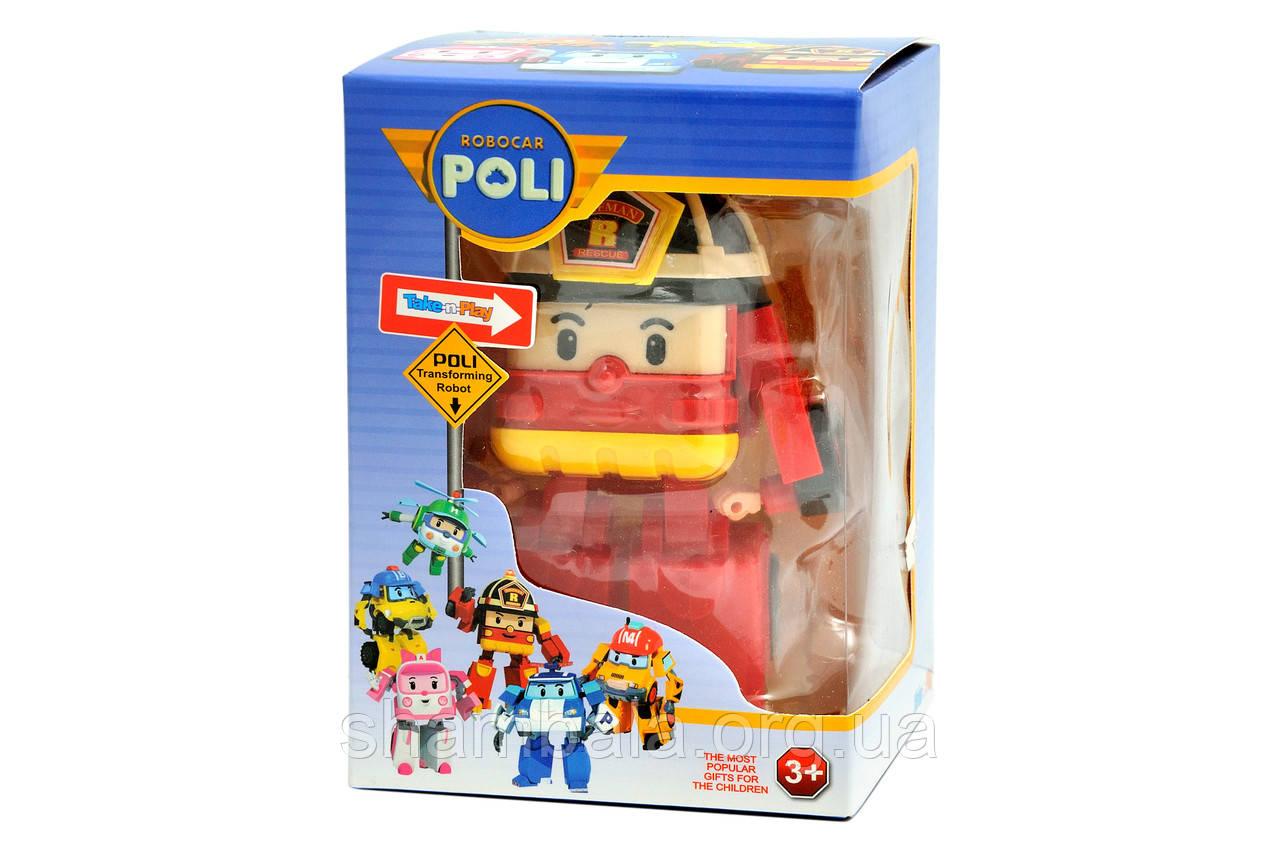 "Робот Play and fun ""Poli Robocar transforming"" (073941)"