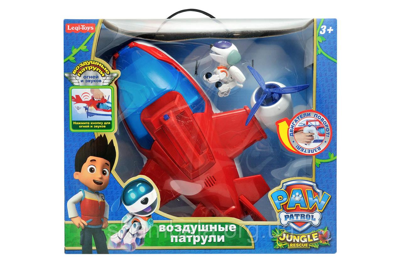 """Игровой набор Leqi-Toys """"Воздушный патруль"""" jungle (070841)"""