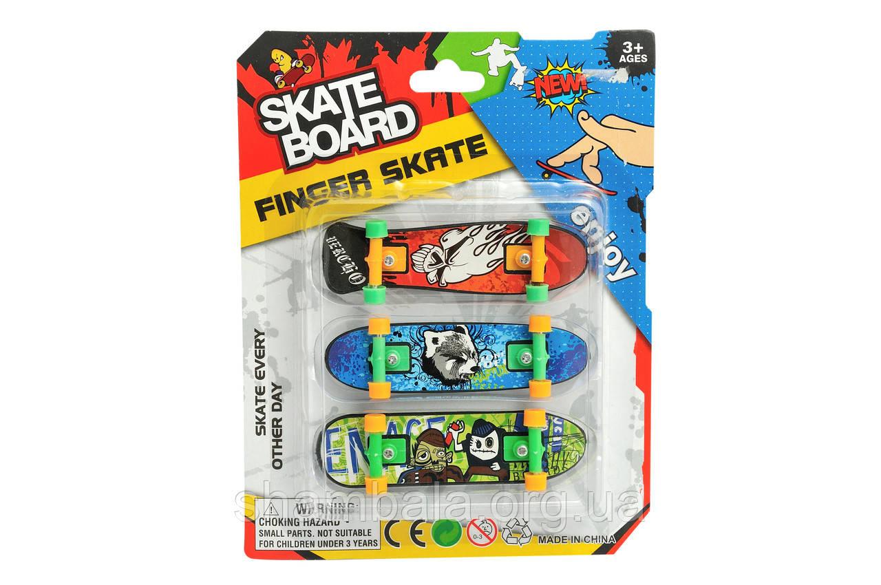 """Пальчиковый скейт CH Toys """"Finger Skate"""" (073958)"""