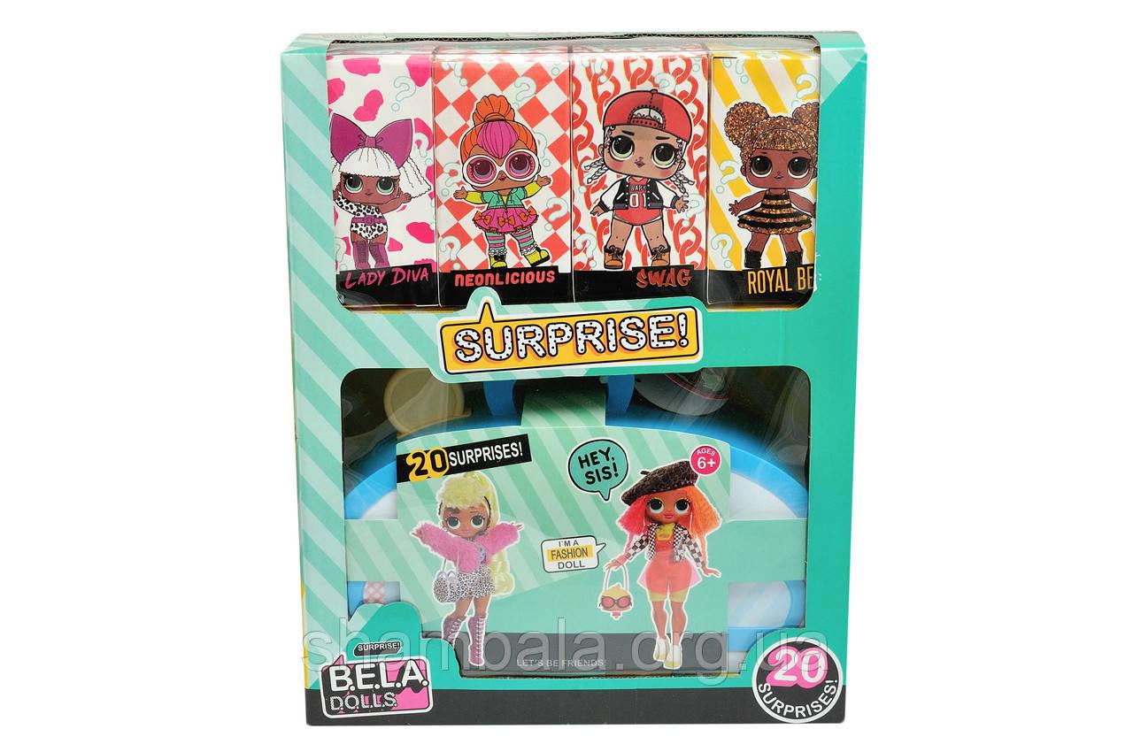 "Набір лялька Toys ""Bella dolls"" 6+ (070469)"