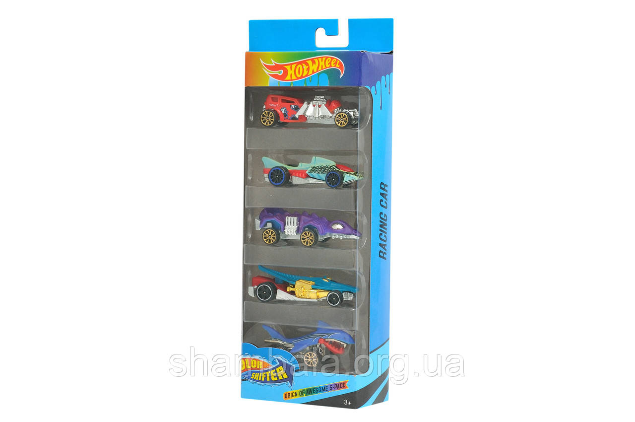 "Набор машинок Toys ""Хамелеон"" (075198)"