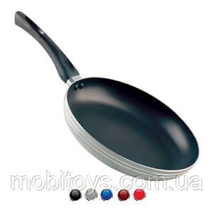 Сковорода антипригарная без крышки алюминиевая 26см Stenson (MH-0336)