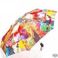 Яркий женский зонт ZEST компактный автоматический