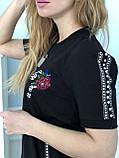 Турецкий черный спортивный костюм Zanardi, фото 6
