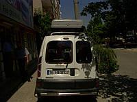 Renault Kangoo спойлер исикли