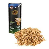 Trixie (Трикси) Mealworms Хрущак Сушенные черви для рептилий 250 мл/35 гр