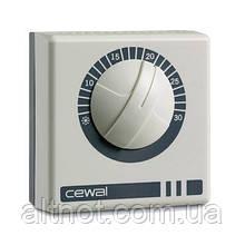 Комнатный терморегулятор, термостат механический 16А CEWAL RQ-01 (Италия).