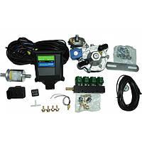 Купить комплект ГБО 4 поколения Green Gas mp48