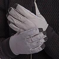 Перчатки горнолыжные теплые женские B-666 (р-р M-L, L-XL, уп.-12пар, цена за 1пару, цвета в ассортименте)