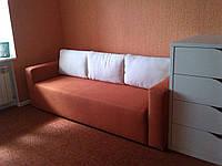 Диванчик в спальню Днепр. Мягкая мебель под заказ.