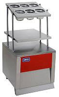 Прилавок для столовых приборов  ПСП-600 Эксклюзив КИЙ-В