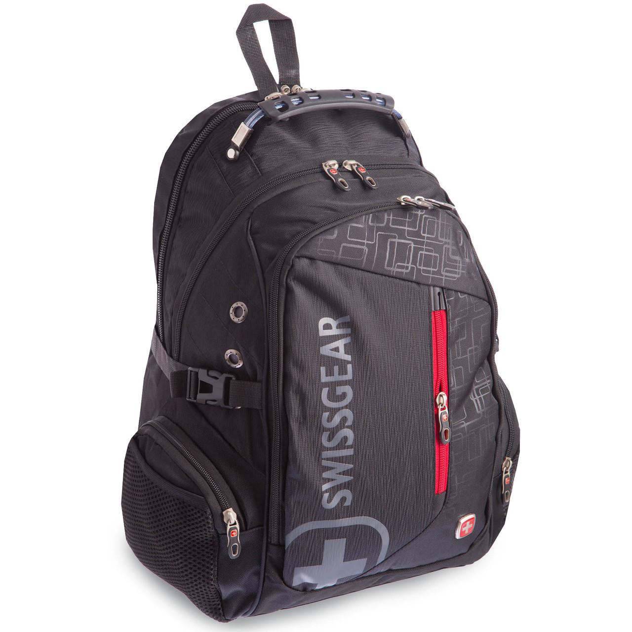 Рюкзак городской VICTOR 35л 6913 (PL, р-р 47x35x20см, USB, цвета в ассортименте)