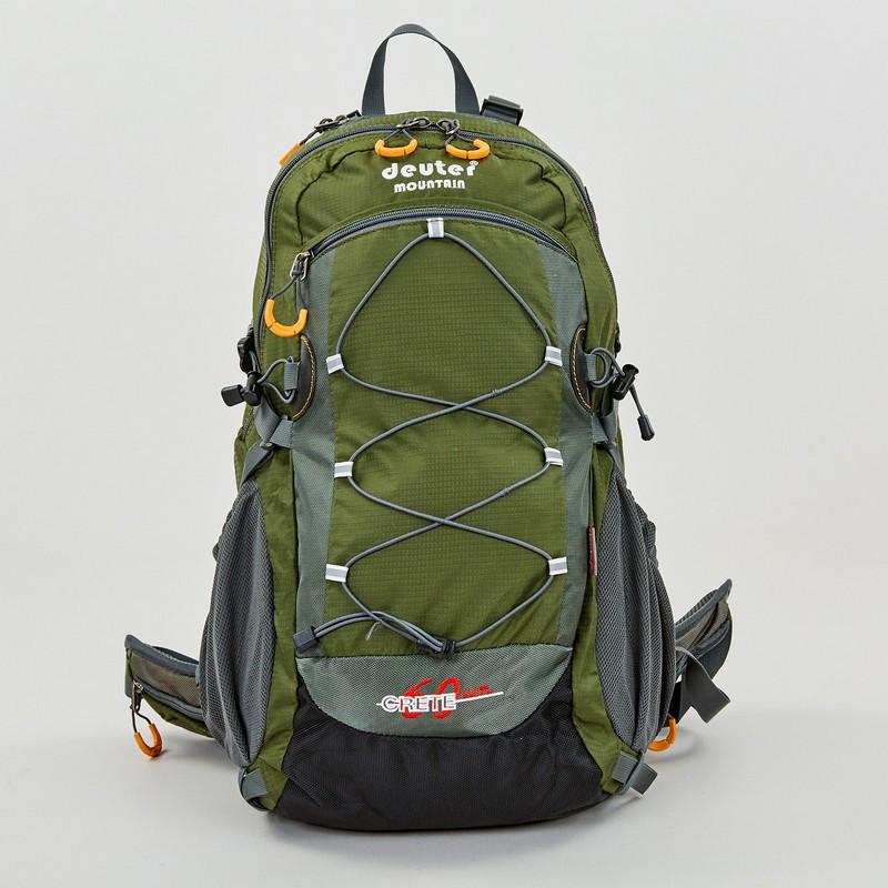 Рюкзак спортивный с каркасной спинкой DTR V-60л 8810-6 (нейлон, р-р 49х29х24см, цвета в ассортименте) - фото 6