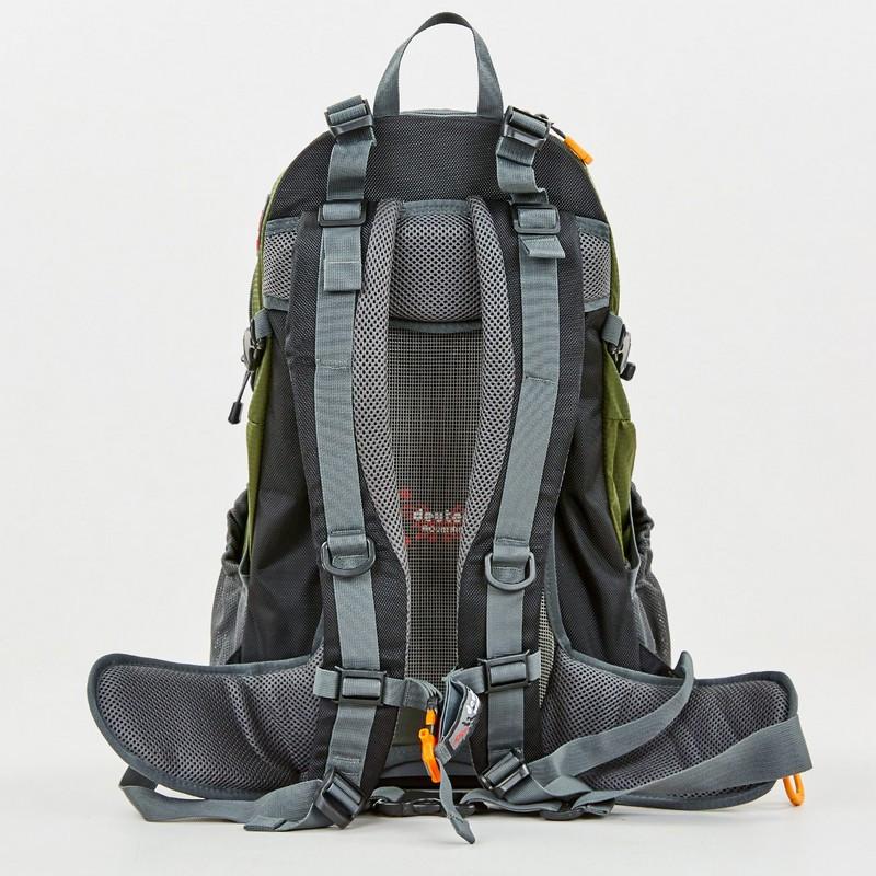 Рюкзак спортивный с каркасной спинкой DTR V-60л 8810-6 (нейлон, р-р 49х29х24см, цвета в ассортименте) - фото 7
