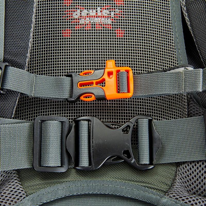 Рюкзак спортивный с каркасной спинкой DTR V-60л 8810-6 (нейлон, р-р 49х29х24см, цвета в ассортименте) - фото 8