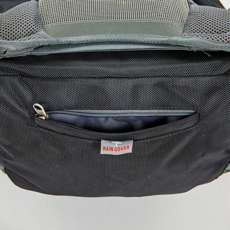 Рюкзак спортивный с каркасной спинкой DTR V-60л 8810-6 (нейлон, р-р 49х29х24см, цвета в ассортименте) - фото 10
