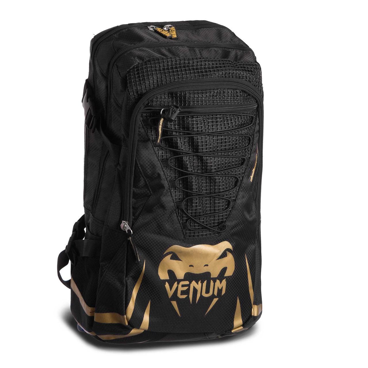 Рюкзак спортивний VENUM VN2122 CHALLENGER PRO (поліестер, р-р 50х30х15см, кольори в асортименті)