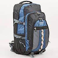 Рюкзак туристичний безкаркасний DTR 38 літрів 936 (поліестер, нейлон, розмір 60х36х18см, кольори в, фото 1
