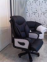Мягкая часть для офисных кресел. Перетяжка офисных кресел Днепр. Офисное кресло., фото 1