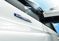 Mercedes GLA Надпись Blue Efficiency