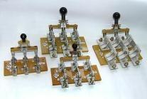 Рубильники (разъединители) серии Р и переключатели