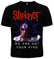 "Футболка Slipknot We Are Not Your Kind"", Розмір S"