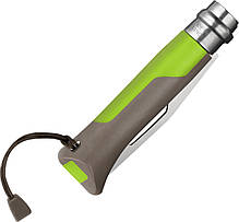 Складной нож Opinel Outdoor Earth-Green No.08 (001715), фото 2