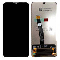 Дисплейный модуль (LCD дисплей + touch screen) для Huawei P Smart 2019 Black