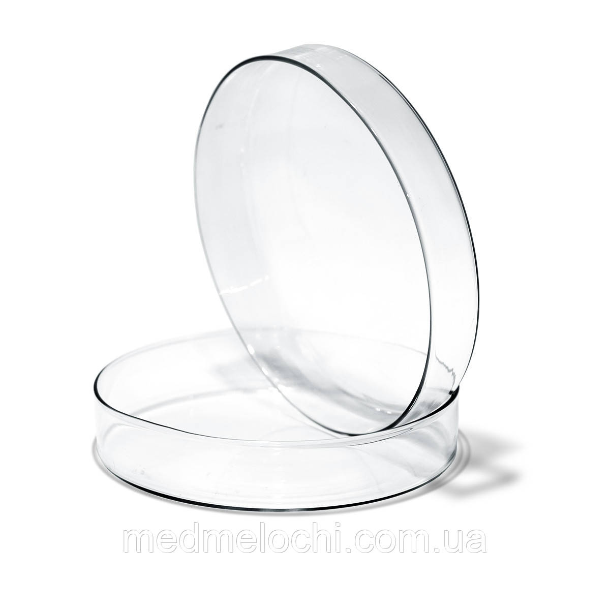 Чашка Петрі полімерна стерильна, діаметр 90 мм