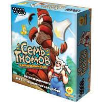 Настольная игра Hobby World Семь гномов и зачарованный  лес (1159), фото 1