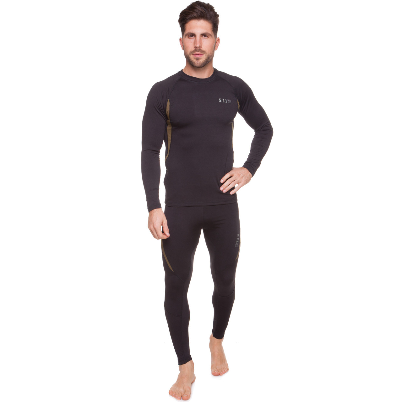 Термобельё мужское для холодной погоды 5.11 51123 размер M-XL (46-54) черный