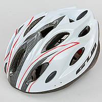 Велошлем кросс-кантри с механизмом регулировки FORMAT CUBuu (EPS,плас, PVC,р-р M-L-55-62,цвета в ассортименте)