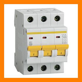 Автоматичні вимикачі модульні