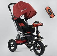 Трехколёсный детский велосипед колясочного типа Best Trike 698-31-226, колеса надувные, фото 1