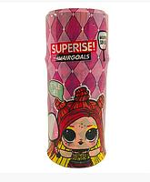 Лялька Superise Hairgoals з волоссям MakeOver Series