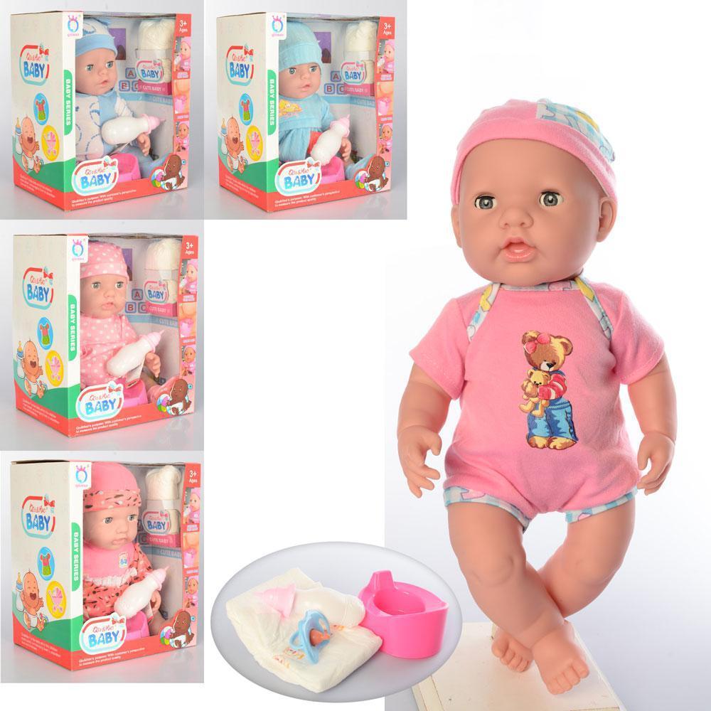 Кукла-пупс QH6046-1-5-7-9-10 Baby Toby интерактивная