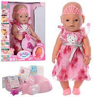 Кукла-пупс 8020-469 интерактивная, 9 функций
