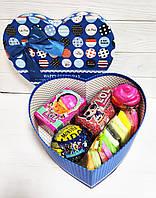 Подарочный набор к 8 Марта LOL Surprise, капсула, шар, слайм, единорог, воздушный пластилин!, фото 1