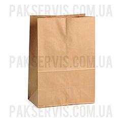 Бумажные пакеты с прямоугольным дном